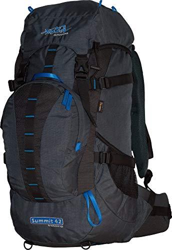 Zaino TASHEV Summit 40litri zaino da escursionismo in Cordura®, grigio blu (blu) - SUMMIT 40