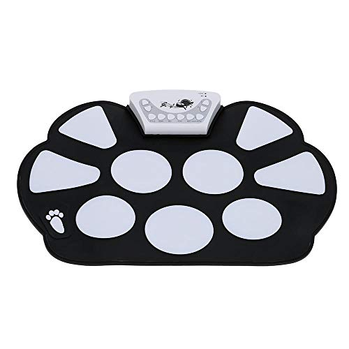 Find Discount Roll up Drum Silicon Foldable & Stick Portable Drum Electronic Drum USB Drum