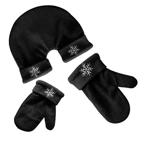 EisEyen Winter Handschuhe Herren Damen Paar Handschuhe Pärchenhandschuhe Geschenkidee für Weihnachten, Paare, Valentinstag, Verlobung, Hochzeit
