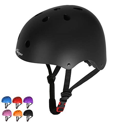 Kids Bike Helmet Toddler Helmet, ASTM & CPSC Certified Adjustable Multi-Sports Kids Youth Helmet, Impact Resistance Ventilation Helmet with Removable Liners for Skateboard Scooter Rollerblading