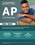 AP US History Study Guide 2021-2022: Review Book with Practice Test Questions for the Advanced Placement Exam