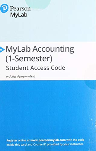 MyLab Accounting with Pearson eText -- Access Card -- for Auditing and Assurance Services