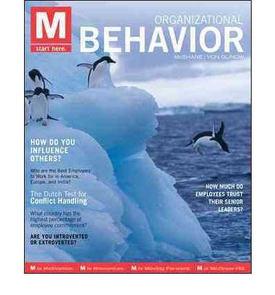 M: Organizational Behavior [ M: ORGANIZATIONAL BEHAVIOR ] by McShane, Steven (Author ) on Jan-05-2011 Paperback