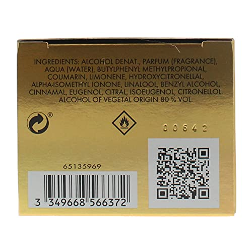 Paco Rabanne Paco rabanne one million homme men eau de toilette natural spray 1er pack 1 x 200 ml die verpackung kann variieren
