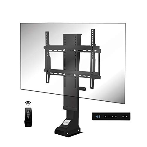 I-NOVA - Supporto TV motorizzato per televisori 22 -42 , TV Lift 580 mm X6SB 3 memorie di posizione, tecnologia ultra silenziosa, peso max 60 kg
