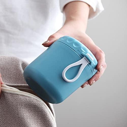 Taza de aislamiento de alimentos Tanque de aislamiento de sopa Contenedor de aislamiento de acero inoxidable caja de almuerzo beber taza sopa taza de beber fuente accesorios de cocina