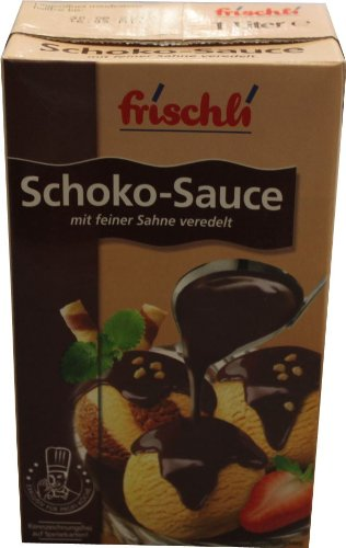 Frischli Schoko Sauce 1L