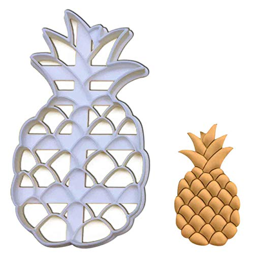 Pineapple cookie cutter, 1 piece - Bakerlogy