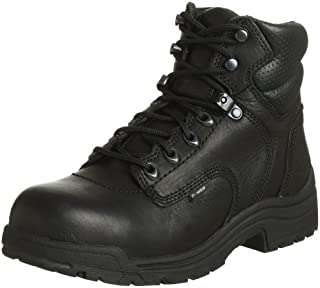 "Timberland PRO Women's 72399 Titan 6"" Safety-Toe Boot"