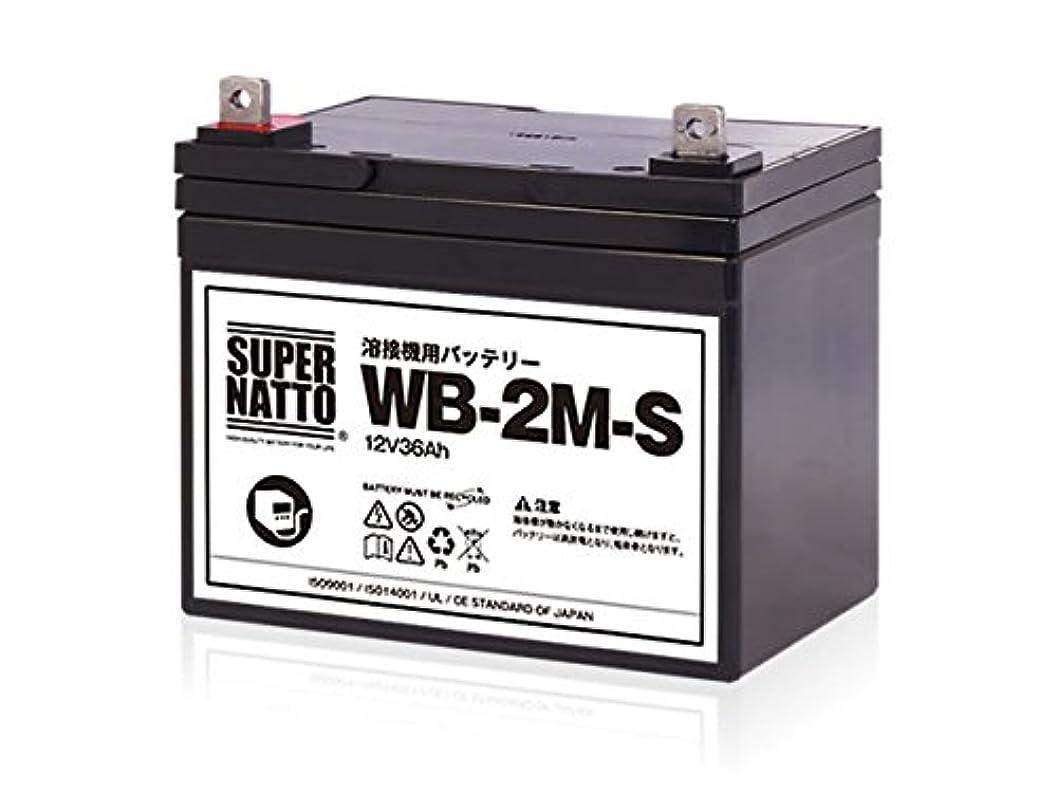 契約ブルーベル罪人スーパーナット 溶接機用バッテリー WB-2M-S■WB-2M互換■マイト工業 ネオシグマⅡ150 MBW-150-2 / ネオスーパー150-2M MBW-150-1-2M / ネオスリム150 用