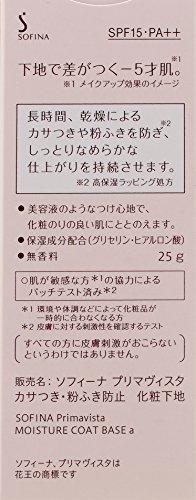 SOFINAプリマヴィスタ『カサつき・粉ふき防止化粧下地』