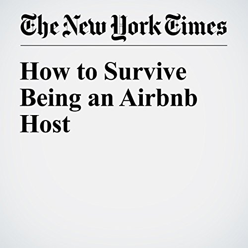 How to Survive Being an Airbnb Host audiobook cover art