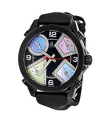 Five time Zone Men's Watch JCM-75DABC