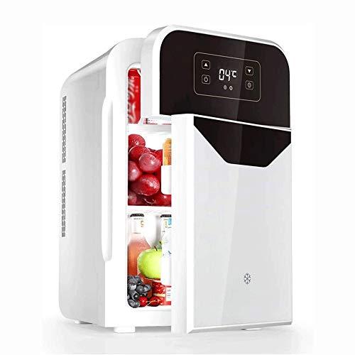 Big Shark koelkast en vriezer, vrijstaande mini-koelkast, geschikt voor kantoor, thuis of in huis, 22 liter capaciteit gekoeld en geïsoleerd huidverzorging, koelkast