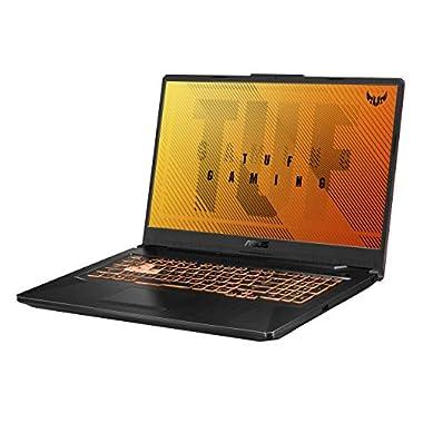 """ASUS TUF Gaming F17 Gaming Laptop, 17.3"""" 144Hz FHD IPS-Type Display, Intel Core i5-10300H, GeForce GTX 1650 Ti, 8GB DDR4…"""