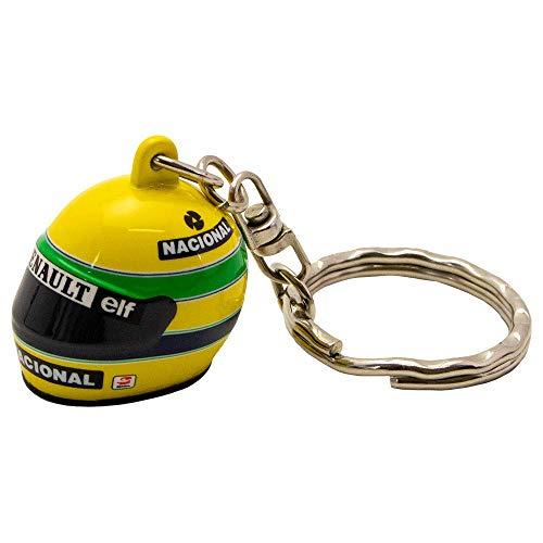 Minichamps Ayrton Senna 3D Schlüsselanhänger Helm 1994