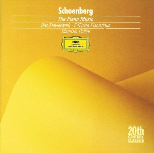 Schoenberg: Suite für Klavier, Op.25 - 1. Präludium, rasch