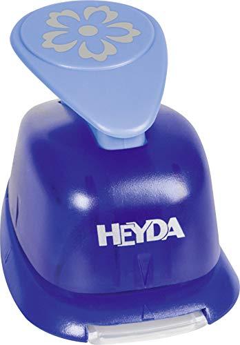 Heyda 203687702 Heyda 203687702 Motivstanzer groß Motivgröße: ca. 2,5 cm, Motiv: Pop up Blüte