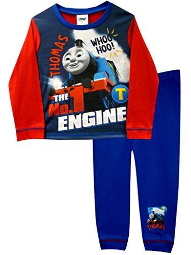TDP Textiles Thomas die Lokomotive Whoo Hoo Jungen Pyjama 3-4 Jahre