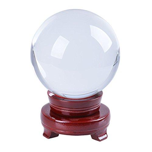 LONGWIN K9 - Bola de cristal para fotografía (120 mm)