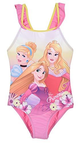 Disney Princess Bambina Costume da Bagno Un Pezzo