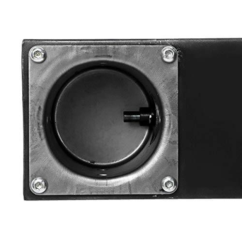 41jf2ZTFD3L - SP-S40 Edelstahl-Grill BBQ Spit Rotisserie Motor for geröstete Lämmer Ferkel Huhn Fan AC220-240V 15W Elektrisches Zubehör (Type: : 2)
