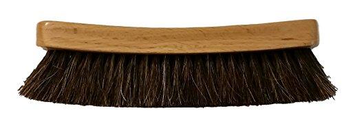 "Large Professional Shoe/Boot Shine/Buff Brush - 8"" inch Long"