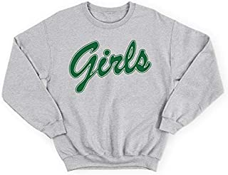 Sanfran Clothing Girls Friends Retro Top 90s 90's Vintage Rachel Monica TV Show Jumper Sweater