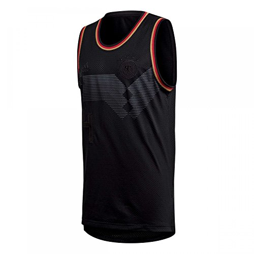 adidas Herren DFB Seasonal Specials Tank Top, Black, L