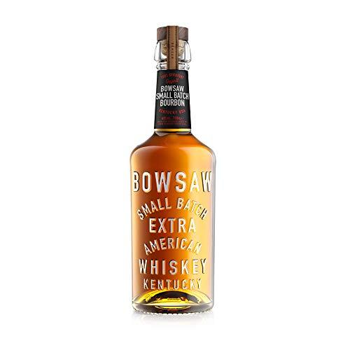 Bowsaw Original 100% Straight SMALL BATCH BOURBON 40% - 700ml