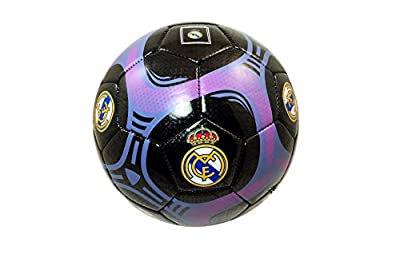Real Madrid Authentic Official Licensed Soccer Ball Size 5 -001