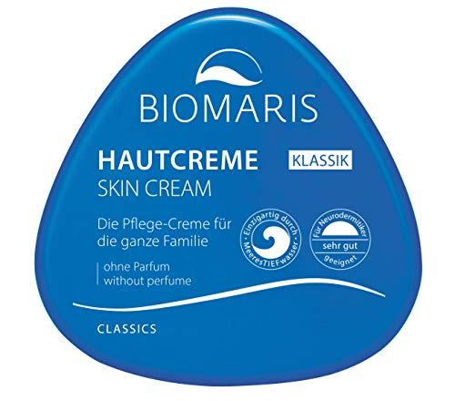 Biomaris Hautcreme ohne Parfum, 250 ml