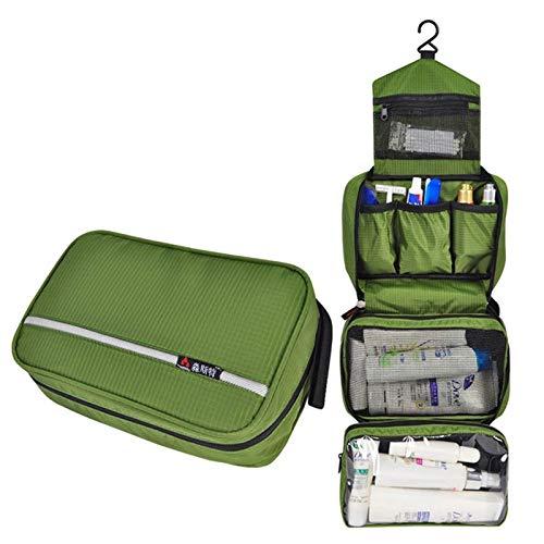 Multi-Functional Waterproof Compact Hanging Cosmetic Travel Bag Toiletry Neceser Wash Bag Makeup Necessaire Organizer 423.5*8*16cm