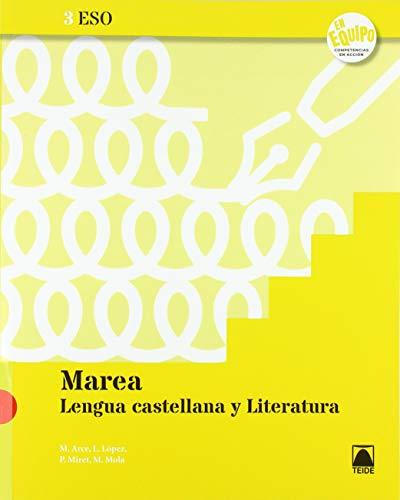 Marea. Lengua castellana y Literatura 3ESO
