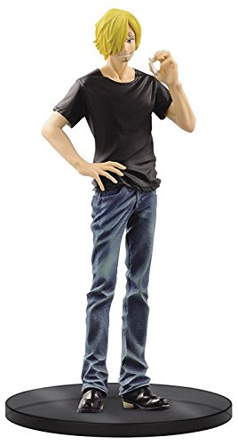 Piece Sanji Figure One Piece Scultures Jeans - zwart