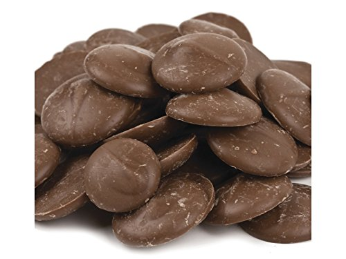 Merckens Coating Melting Wafers Milk Chocolate cocoa lite 10 pounds