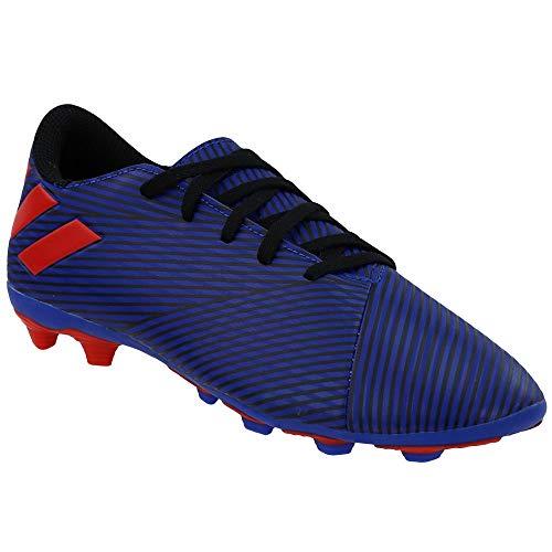 adidas boys Nemeziz 19.4 Flexible Ground Soccer Cleats (Little Kid/Big Kid)