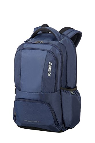 American Tourister Urban Groove 15.6 Inch Laptop Backpack, 50 cm, 27 Litre, Blue