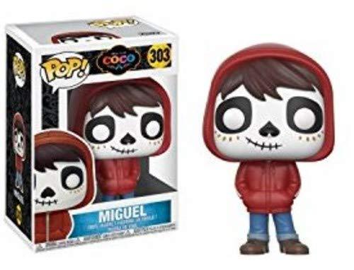 Funko 14767 - POP! Vinilo Colección Disney - Figura Miguel, Modelos S