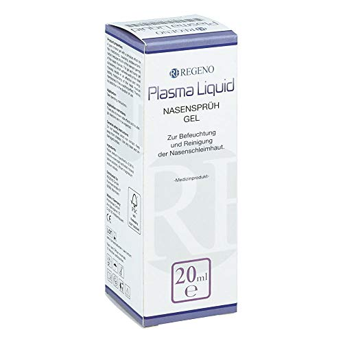 Plasma Liquid Nasensprüh-Gel, 20 ml