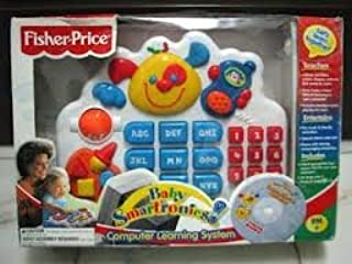 Fisher Price Baby Smartronics Computer Learning System