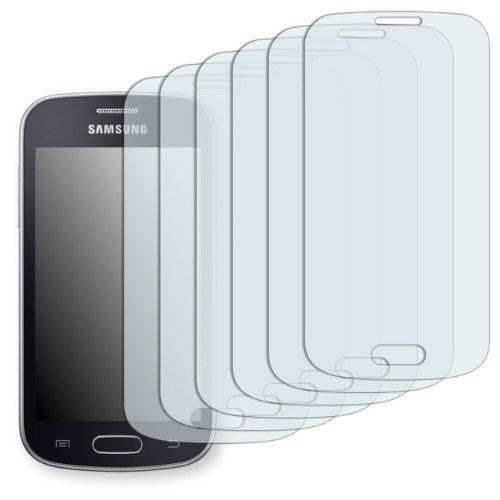 Samsung S7390 Galaxy Trend Lite Displayschutzfolie - 6x Golebo Schutzfolie Folie