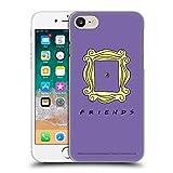 Head Case Designs Oficial Friends TV Show Marco Mirilla Icónico Carcasa rígida Compatible con Apple iPhone 7 / iPhone...