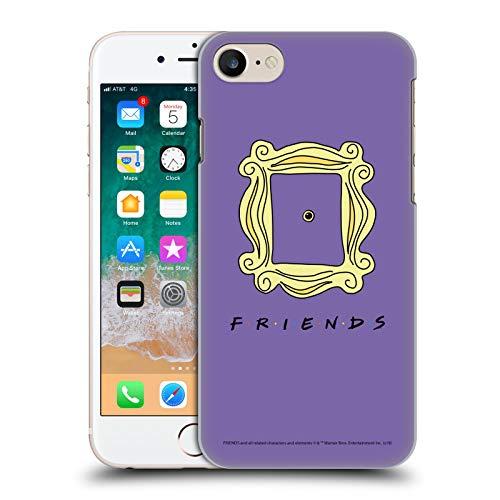Head Case Designs Ufficiale Friends TV Show Spioncino Cornice Iconico Cover Dura per Parte Posteriore Compatibile con Apple iPhone 7 / iPhone 8 / iPhone SE 2020