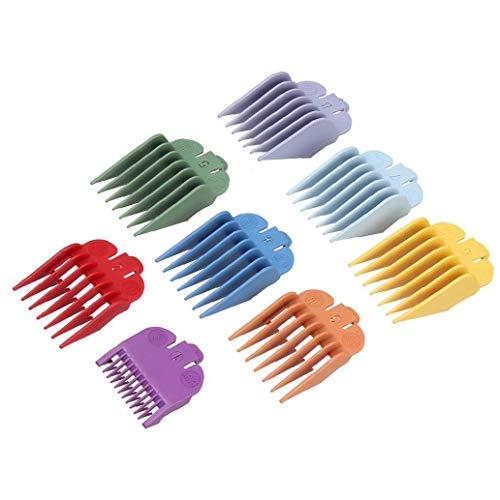 Berrywho Attachment Maquinilla Guía de peines de plástico del Pelo de la...