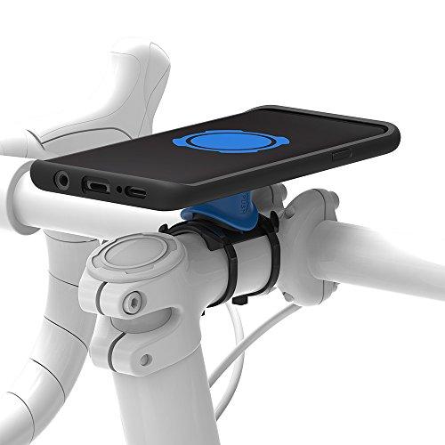 QUAD LOCK Kit de Soporte de Samsung Galaxy S9+ para Bicicleta