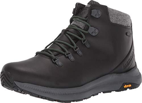 Merrell Ontario WP Mid-Cut Thermo Schuhe Herren Black Schuhgröße EU 44,5 2019