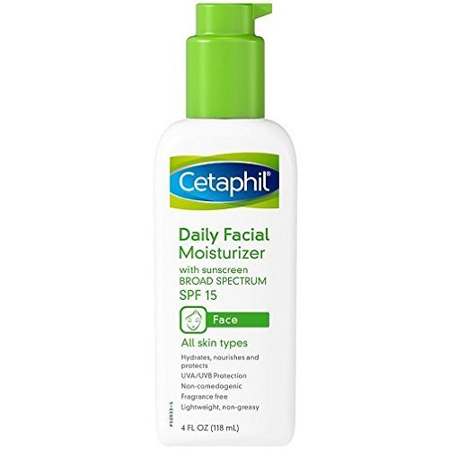 Cetaphil Daily Max 87% OFF Facial Moisturizer SPF 15 Fragrance Free fl 4 5% OFF -