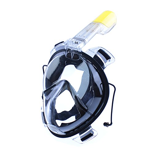 180° Full Face Compatible GoPro buceo