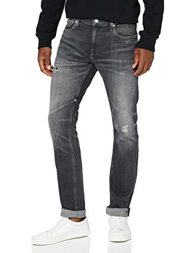Calvin Klein Ckj 026 Slim Pantaloni, Denim, 30W / 32L Uomo
